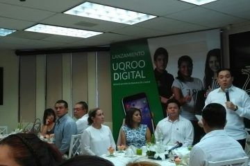 Presentan UQROO Digital, vanguardista plataforma tecnológica