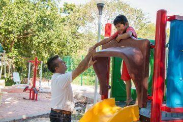 Más y mejores espacios públicos para disfrutar en familia: Mauricio Góngora