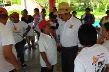 Mauricio Morales y su campaña ganadora a la conquista de los Bacalarenses
