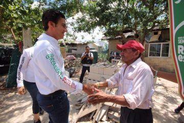 Menos trámites en primeros 100 días de gobierno: Remberto Estrada