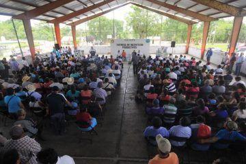 Productores de Othón P. Blanco reciben apoyos por 5 millones de pesos