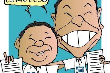 COLINAS: Chinos felices
