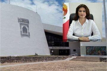 """Lilia Mendoza lleva """"La Flor de la Abundancia"""" al Congreso"""