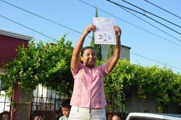 Paoly Perera, primera alcaldesa de Felipe Carrillo Puerto