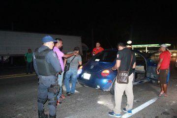 Asaltantes ponen a chambear a corporaciones policiales