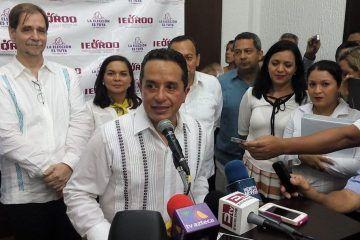 Apertura y total libertad de expresión, sin revanchismos: Carlos Joaquín