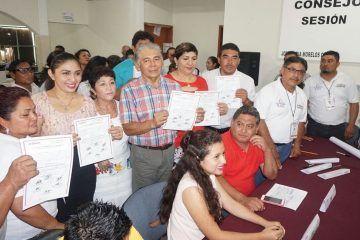 Cheya Baladez, alcalde electo de JMM
