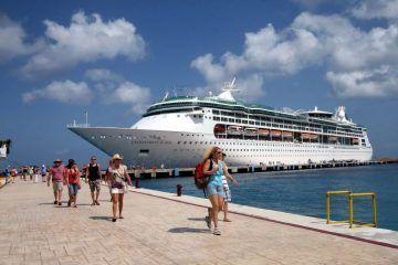 Semana de 14 cruceros para las costasdel estado: APIQROO