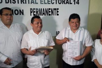 Luis Torres, primer alcalde de alternancia en Othón P. Blanco