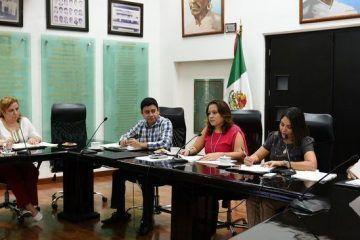 Sesionan integrantes de la Diputación Permanente