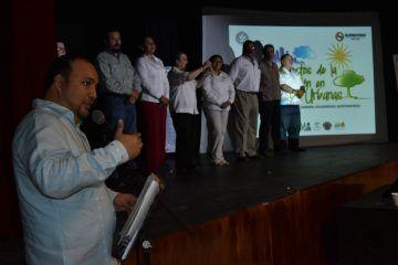 Celebra gobierno municipal día del Árbol