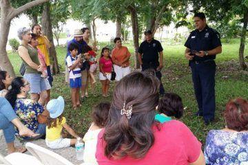 Rafa Castro refuerza programas de seguridad en el municipio