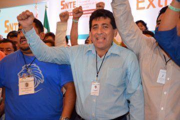 Fermín Pérez, nuevo dirigente del SNTE Quintana Roo