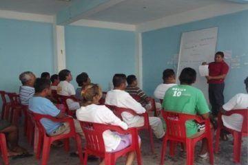 Solidaridad contribuye a la rehabilitación social de internos