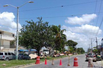 Colonia Payo Obispo 2 sin alumbrado público, culpan a la CAPA