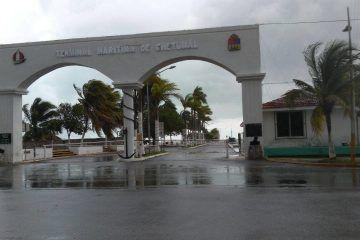 Transporte turístico marítimo México-Belice cancela operaciones