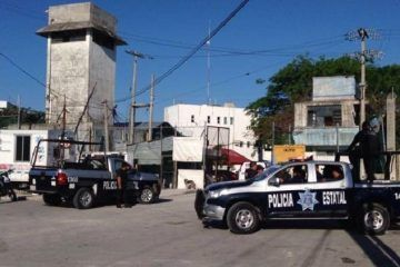 Cambian directores en cárceles de la zona norte de Quintana Roo