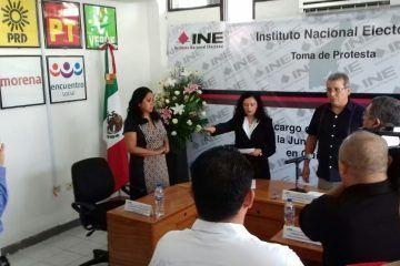 Claudia Rodríguez, nueva Vocal Ejecutiva del INE en Quintana Roo