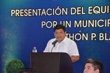 Servicios públicos eficientes, la prioridad: Luis Torres