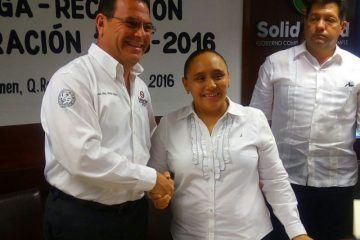 Inicia Proceso de Entrega – Recepción en Solidaridad