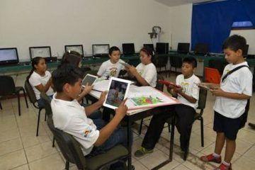 """Sin """"Tablets"""" estudiantes de Quintana Roo"""