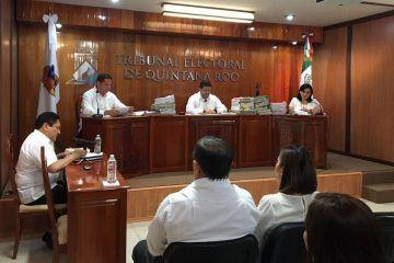 Valida Teqroo elección de Benito Juárez, Tulum, Lázaro Cárdenas, Isla Mujeres y Puerto Morelos