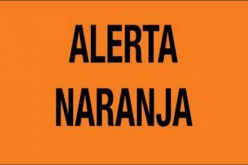 Emite Protección Civil Alerta Naranja para el sur de Quintana Roo