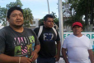"""Ex trabajadores de brigadas manifiestan su """"malestar"""""""