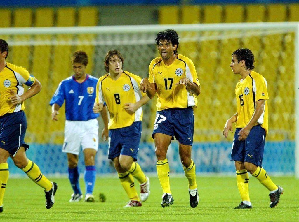 Futbolistas que anotaron en Juegos Olímpicos y jugaron en el fútbol mexicano