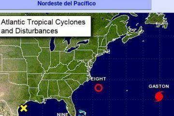 Les lloverá fuerte a los del norte de Quintana Roo