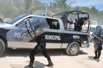 Capacidades de policías de Quintana Roo serán puestas a prueba