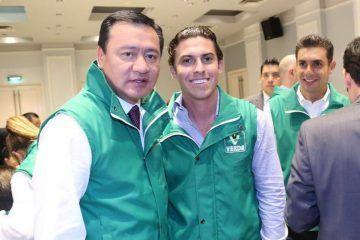 Remberto Estrada sostiene productiva reunión con Miguel Ángel Osorio Chong