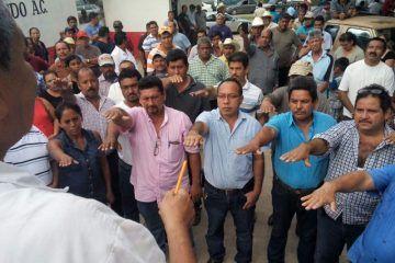 Benjamín Gutierrez, rinde protesta como nuevo dirigente de la CNPR en Quintana Roo