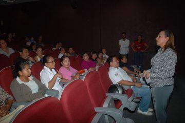 La capacitación un derecho de los trabajadores delISSSTEy unaobligación: Cora Amalia Castilla