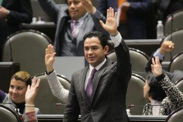 Juntos trabajamos por un México fortalecido: José Luis Chanito Toledo