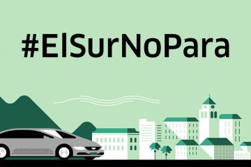 Porque #ElSurNoPara, hoy Uber da viajes gratis