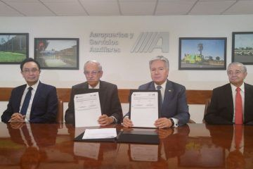 ASA y SENEAMfirman convenio de colaboración para la formación de profesionales aeronáuticos