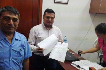 Promueven Juicio Político contra Juan Manuel Parra López