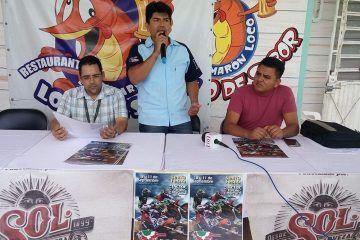 Anuncian Sexta Fecha Motocross Sur Sureste en Chetumal