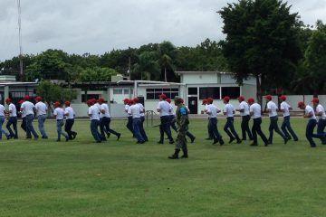 Sedena, invita a los jóvenes a realizar su Servicio Militar Nacional