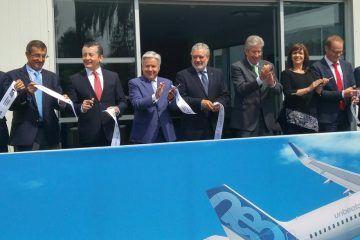 Inauguran el primer centro de entrenamiento para pilotos en américa latina