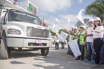 """Arranca en Puerto Morelos programa """"100 días, resultados que hacen historia"""""""