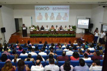 Celebra Ieqroo 63 Aniversario del voto de la mujer en México