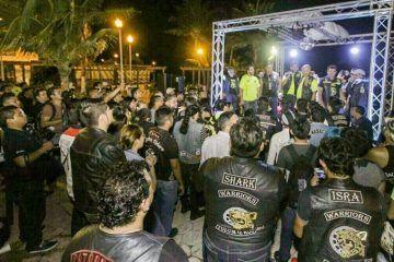 """Exitosa convivencia con el """"Morelos Biker Fest"""""""