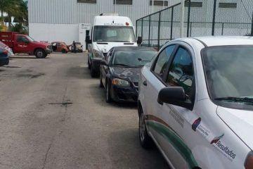 Embargan a la Cojudeq, deportistas se quedan sin vehículos para su traslado