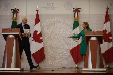 Confirma Canadá rescisión de visa a mexicanos