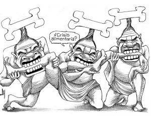 Canibalismo Político