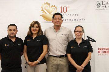 México- Asia tópico central del 10º congreso de gastronomía Unicaribe