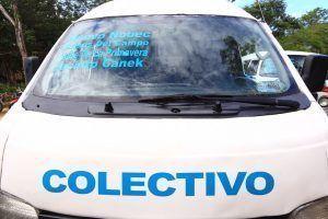 Inaguracion Colectivo
