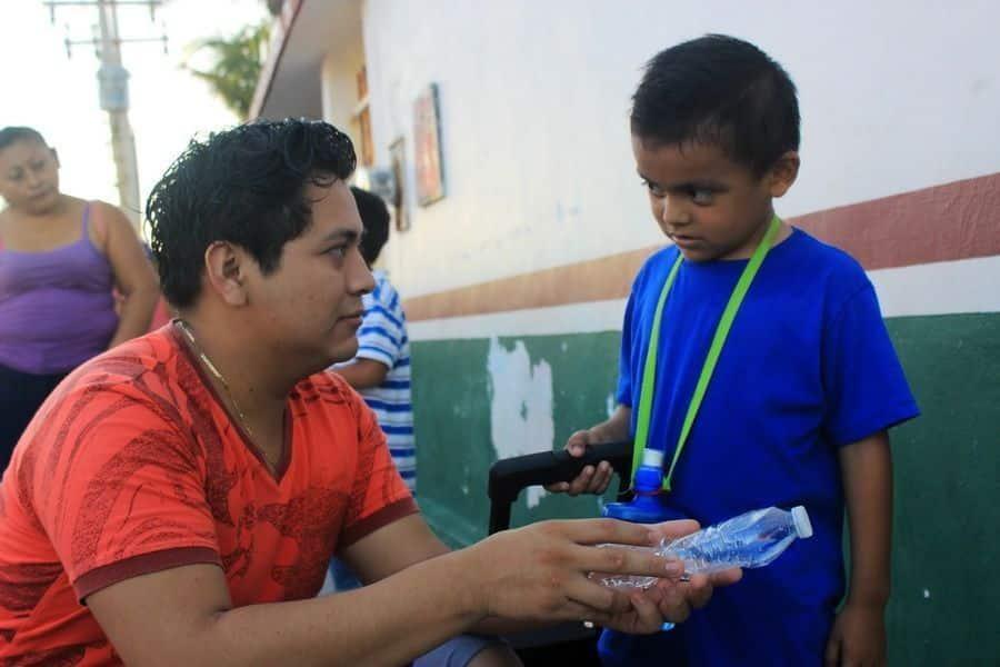 La separación de la basura es fundamental para mantener limpio Isla Mujeres: Juan Carrillo